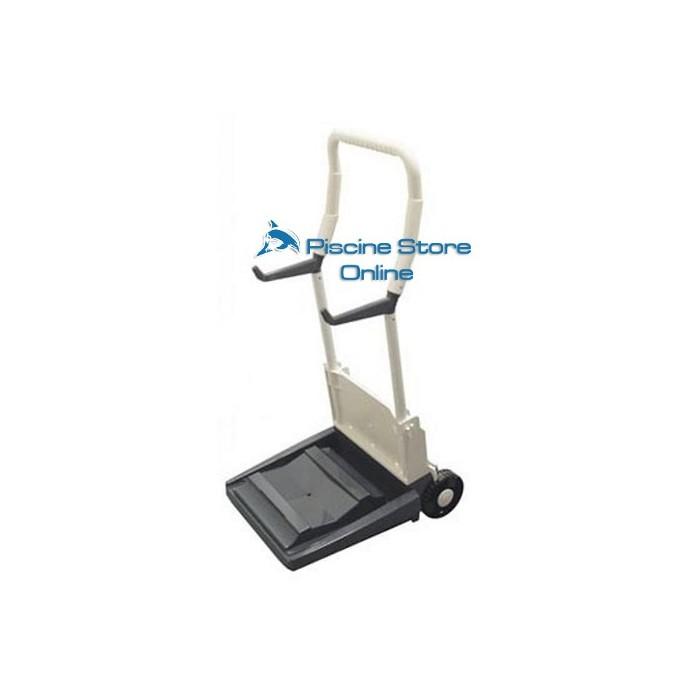 CARRELLO CLASSIC CADDY DOLPHIN PER PULITORI AUTOMATICI