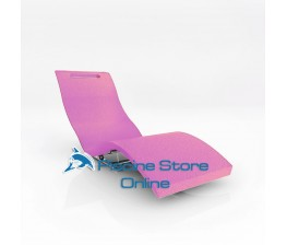 SERENDIPITY CHAISE LONGUE DA TERRA COLORE FUXIA