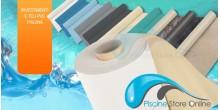 RIVESTIMENTI E TELI PVC per piscine