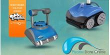 Robot pulitori Dolphin