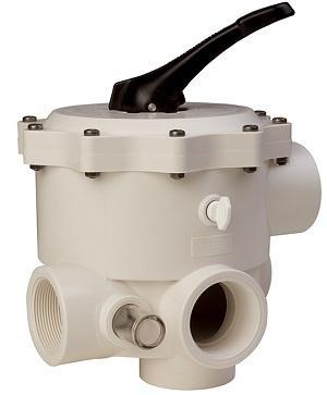 valvola selettrice per filtri piscina 3 pollici