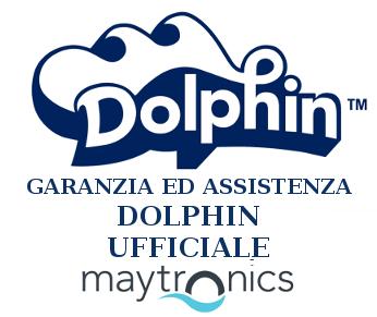 garanzia ed asistenza dolphin robot