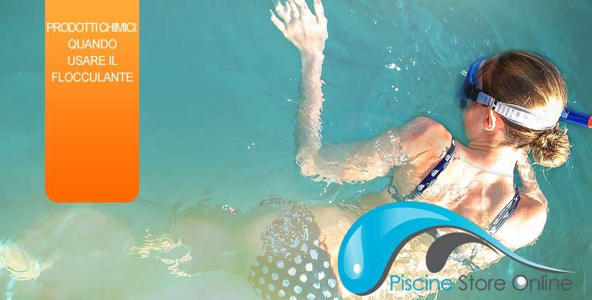 Prodotti Chimici flocculante piscina