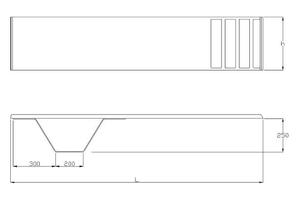 dimensioni trampolino piscina astral balestra
