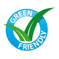 logo green friendly
