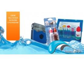 Igiene dell'acqua in piscina e Filtrazione