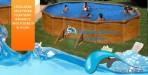 L'evoluzione delle piscine fuori terra: arrivano le tante possibilità in acciaio