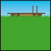 installazione piscina legno interrata
