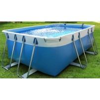 struttura piscina fuori terra