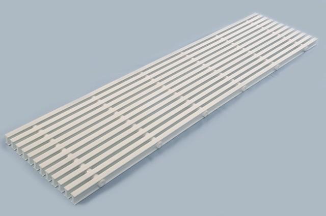 Griglia lineare parallele piscina